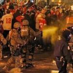 Ohio State Riot