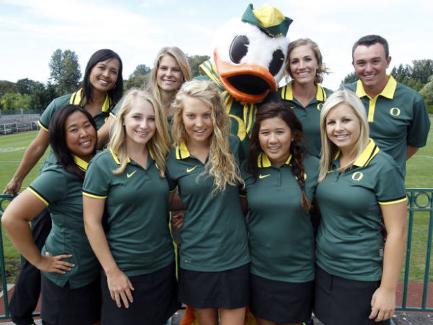 University of Oregon Womens Volleyball Advanced Camp