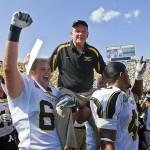 NCAA Football Guarantee Games